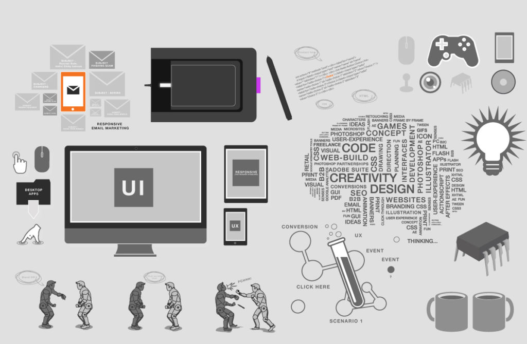 Design resources page header graphic