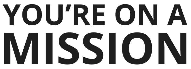 You are on a mission graduate graphic designer
