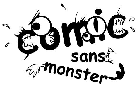 Mr not comic Sans
