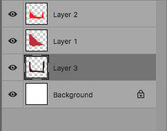 Photoshop Layer UI