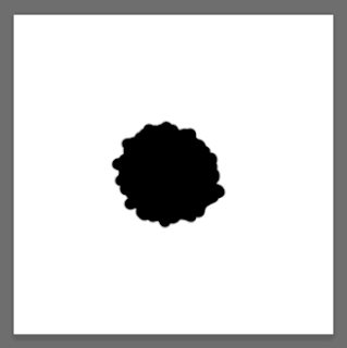 Photoshop brush splat