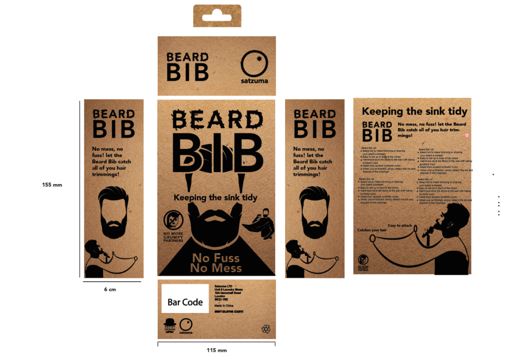 Beard Bib Dev
