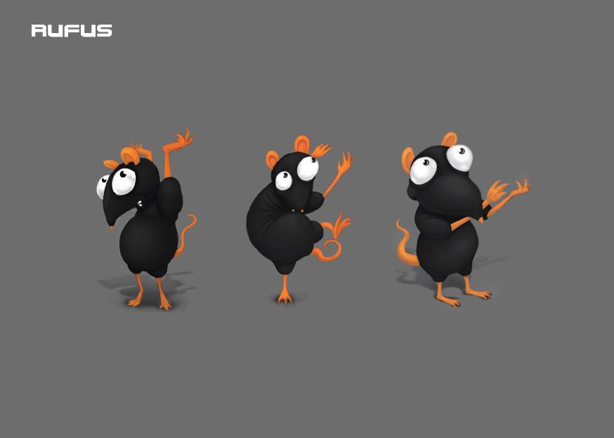 Rufus rat