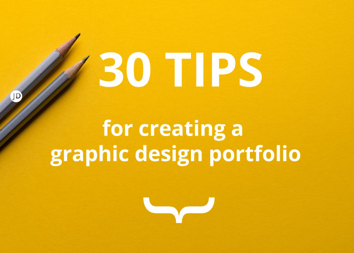 tips graphic design portfolio