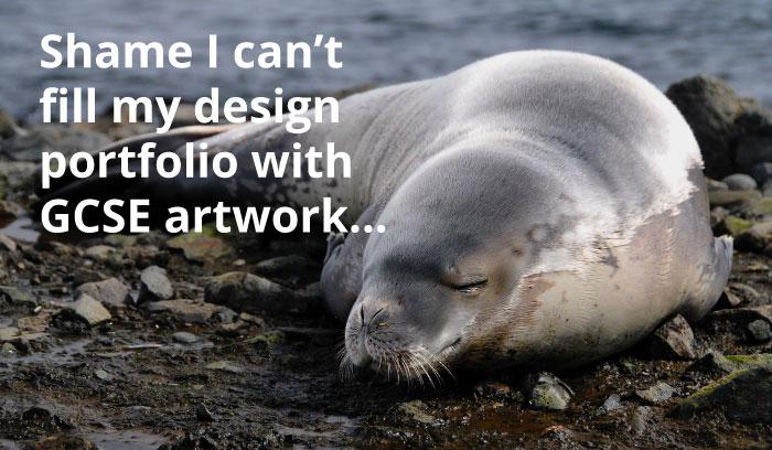tips graphic design portfolio
